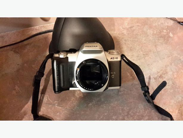 Pentax MZ10 film Camera