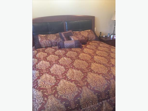 Comforter set King