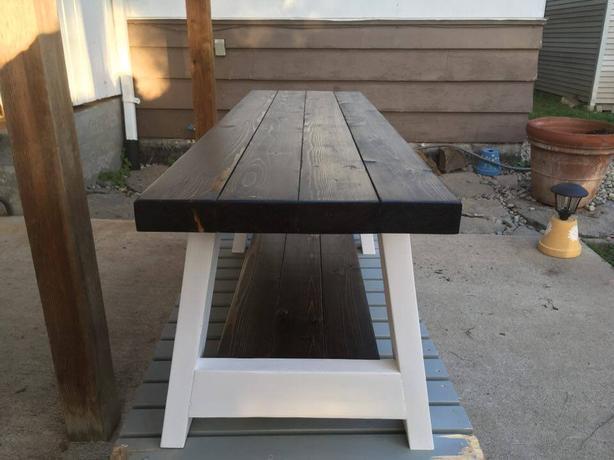 Foyer Bench