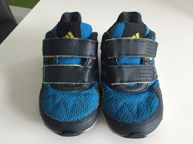 Adidas Ortholite Toddler Size 6 Running Shoes