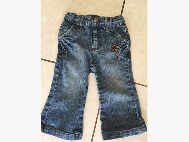 Size 12 months JOE Fresh Adjustable Waist Jeans