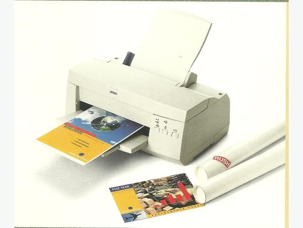 Imprimante SOLIDE EPSON Stylus COLOR 900 SOLID Printer