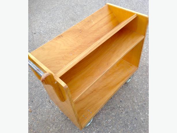 Portable Book Caddy