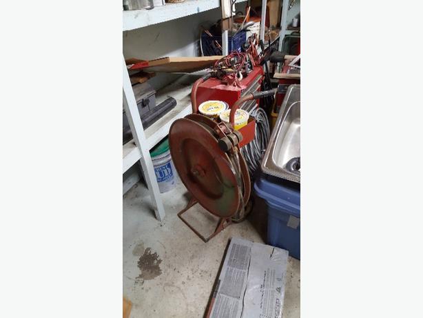 metal banding equipment