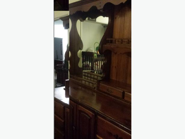 solid wood sideboard /buffet/dresser