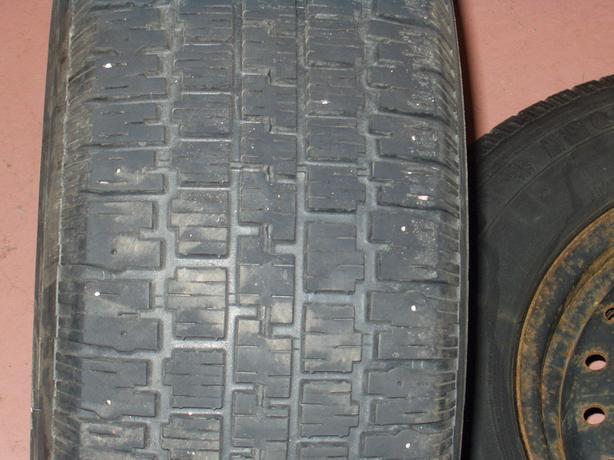 Snow Tires P215 70 R15