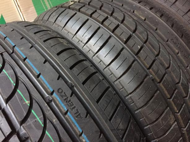 Four BRAND NEW 215/35R18 Altenzo Sport Comforter tires