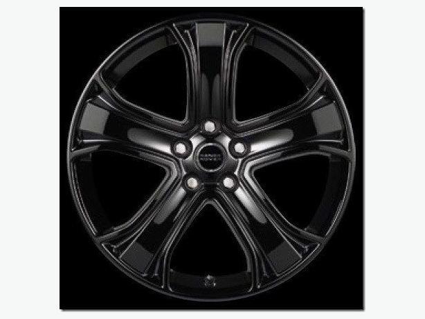 "NEW 20"" Range Rover Black reps(5x120)- Range Rover/ LR-3/ LR-4"