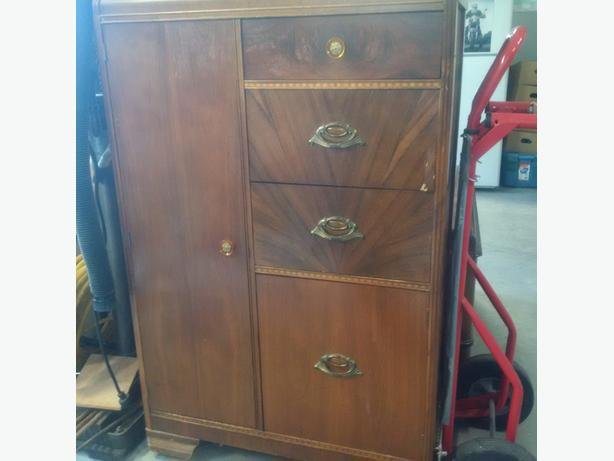 Highboy Wardrobe
