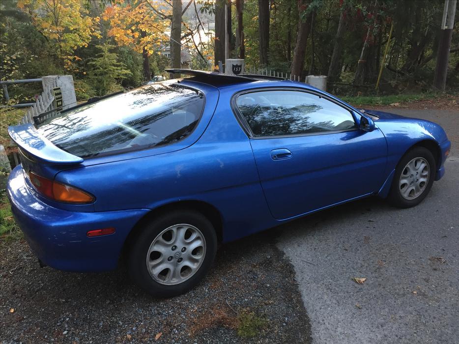 1993 Mazda Mx 3 Gs V6 Victoria City Victoria