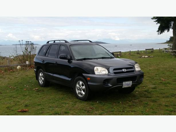 2005 Hyundai Sante Fe