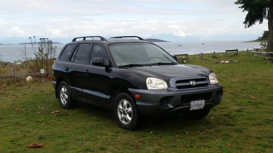 2005 Hyundai Sante Fe Central Nanaimo Nanaimo