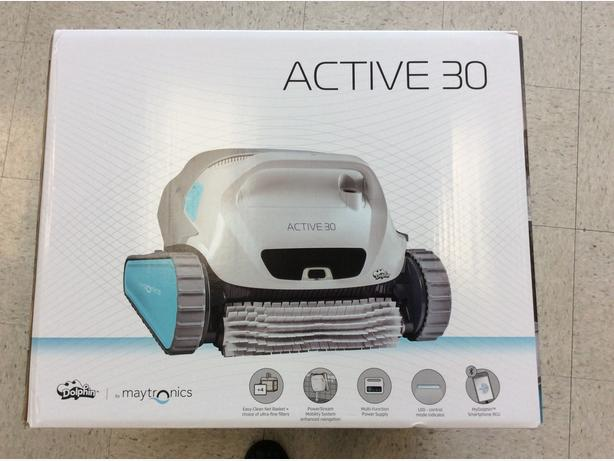 Active 30 Robotic Pool Cleaner