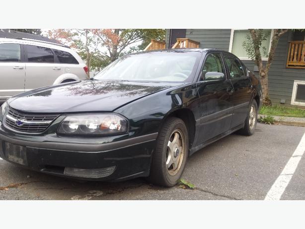 2002 impala tlc