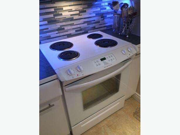 Whirlpool Self-cleaning oven