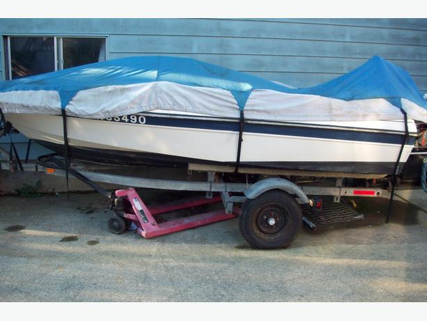 Parting out  14 foot Bayliner