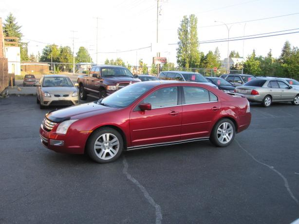 2008 FORD FUSION ALL WHEEL DRIVE