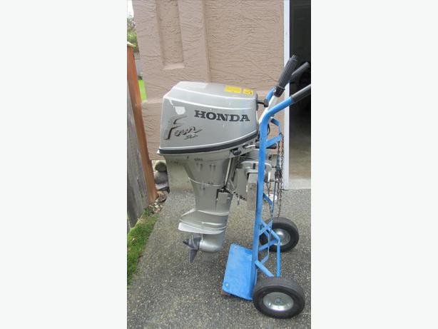 2000 Honda 8HP 4 stroke