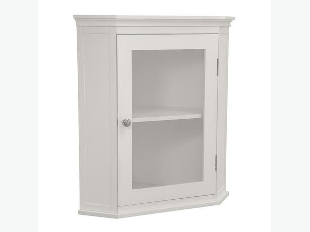 Brand New Corner Wall Cabinet