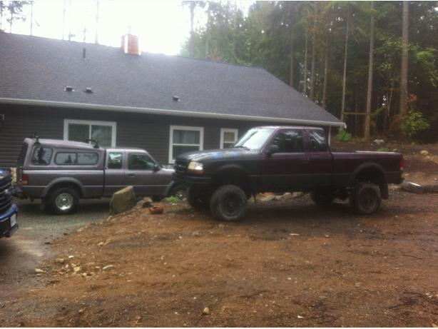 lifted ranger