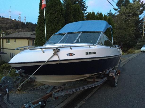 beauty 17.5ft fishing/cruising