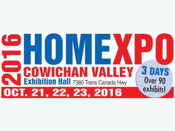 COWICHAN VALLEY FALL HOME SHOW EXPO 2016