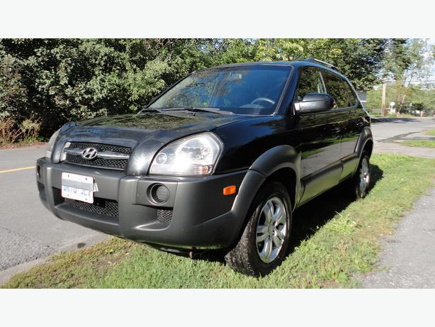 Hyundai Tucson V6 GL