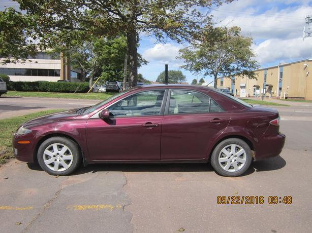 2008  Mazda6 best offer