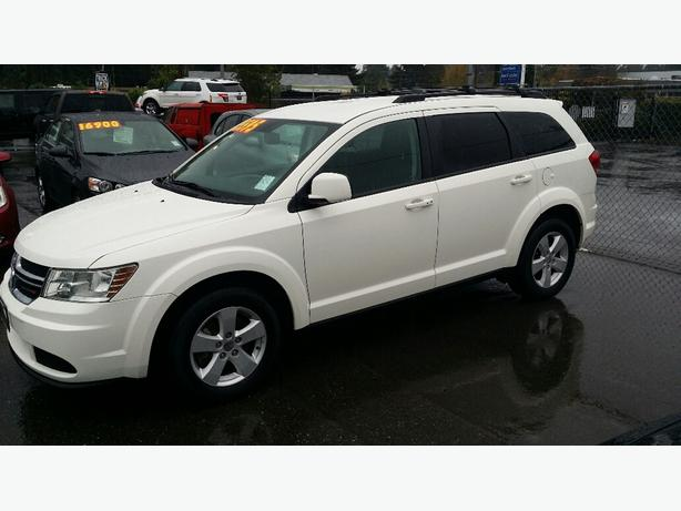 2013 Dodge Journey SE 7 Seater!!