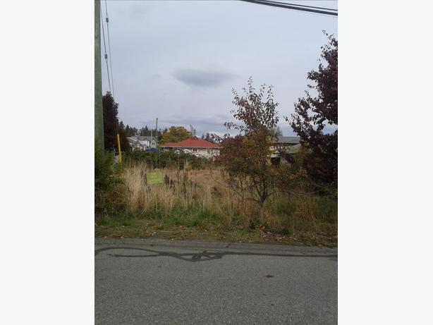 vacant lot in Crofton