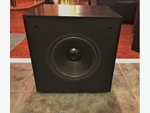 "Sound Dynamics 10"" Active Subwoofer	RTS-1000-1"