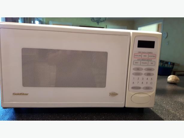 GoldStar Waveplus Microwave