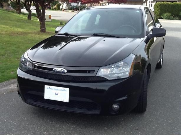 Reduced - 2009 Ford Focus SE
