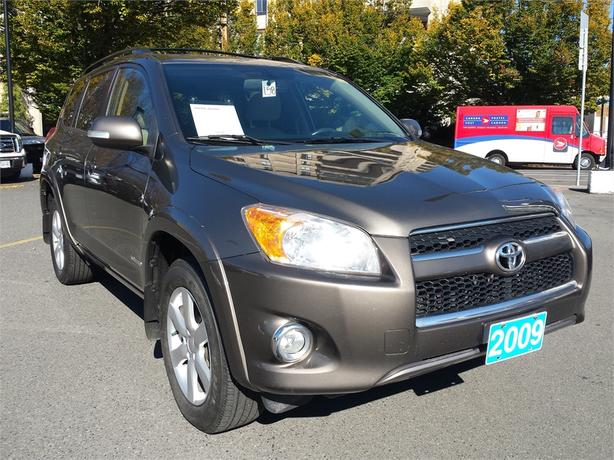2009 Toyota RAV4 Limited AWD