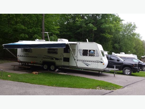 2006 travel lite 30ft bunkhouse