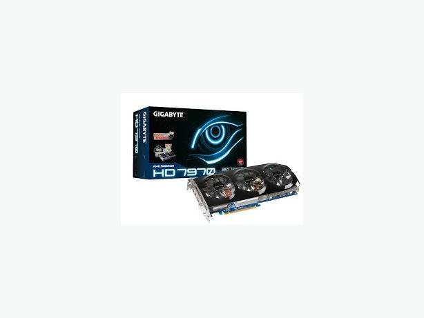 Gigabyte AMD Radeon HD 7970