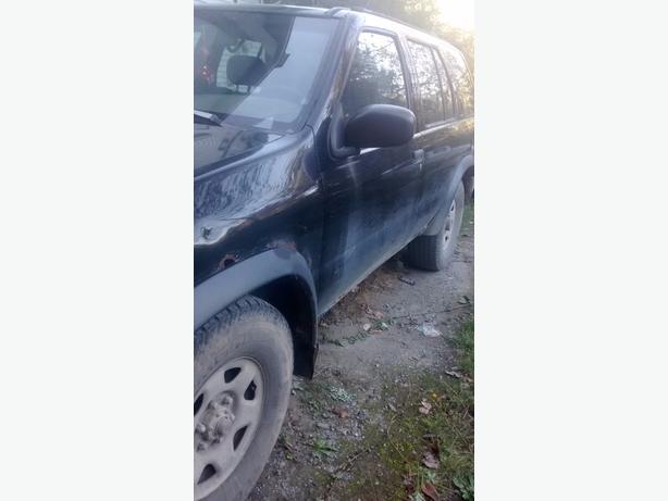 Nissan pathfinder mechanic special