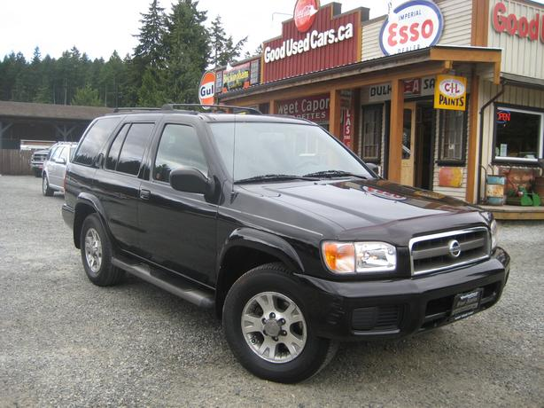 2004 Nissan Pathfinder Chilkoot 4X4 - Drives Excellent
