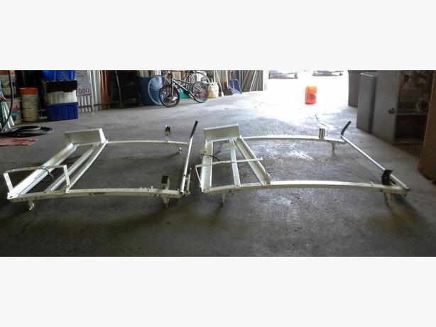 Two Commercial Heavy Duty Roof Racks