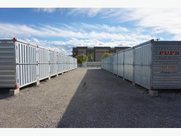 Self Storage Kelowna | FREE First Month! | FREE Lock! | Student Discounts!