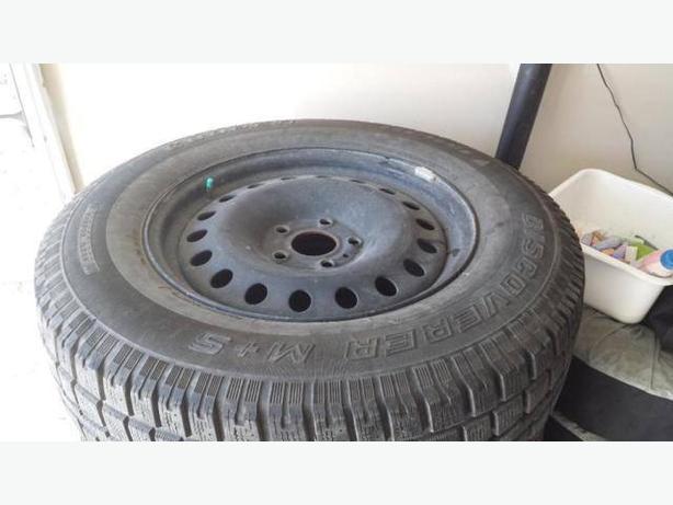 255/70R18 - Tires + Rims