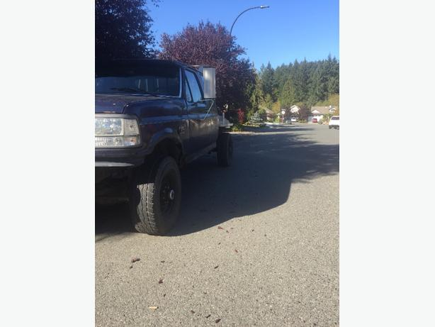 1995 Ford F250 Powerstroke