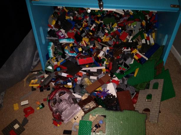 Ridiculous amount of lego