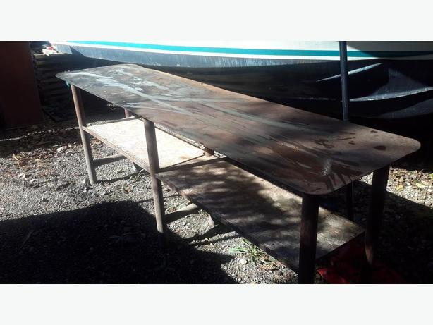 metalworking table