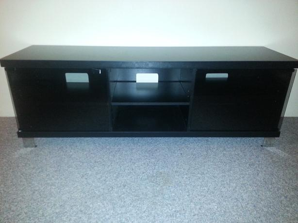 "TV TABLE, can fit 60"" TVs"