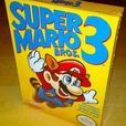 RARE Factory Sealed Brand New Nintendo Super Mario Bros. 3