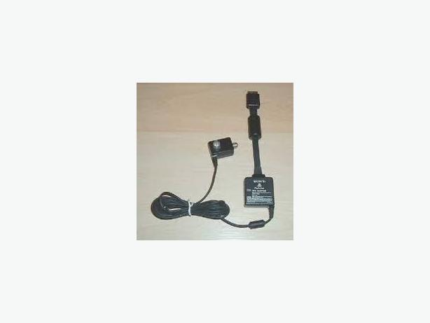 Older RF Video Adapter For Playstation 1