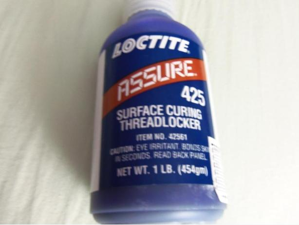 LOCTITE -425 SURFACE CURING THREADLOCKER