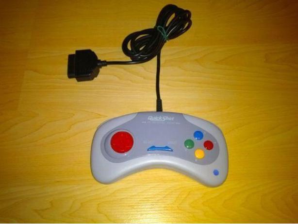 Super Nintendo Quick Shot Controller
