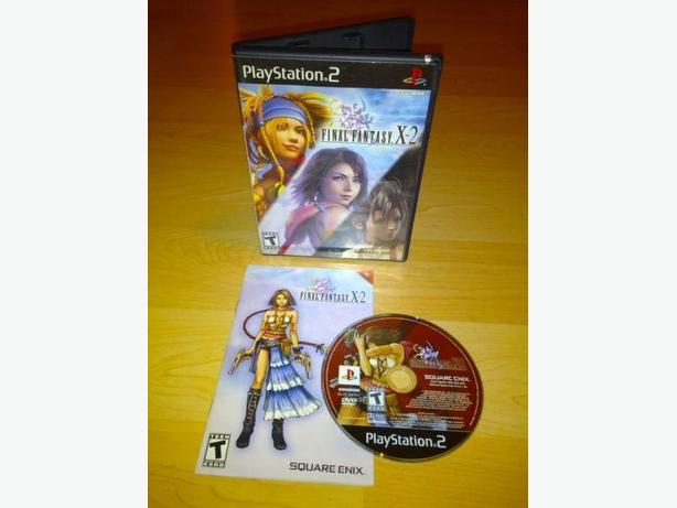 Final Fantasy X-2 (French Version) For The Playstation 2